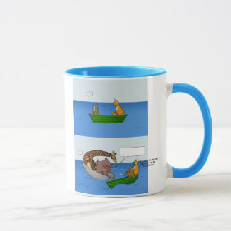 Owl and Pussycat and Others Mug