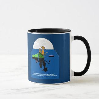 Owl and Pussycat Mugs