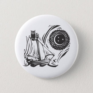 Owl and the Pussycat Button