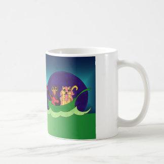 Owl and the Pussycat Coffee Mug