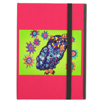 Owl art 2 iPad air cover