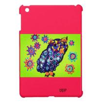 Owl art 2 iPad mini cases