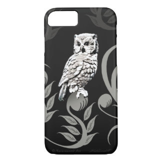 Owl Art iPhone 7 Barely There Case