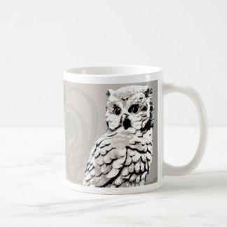 Owl Art Mugs