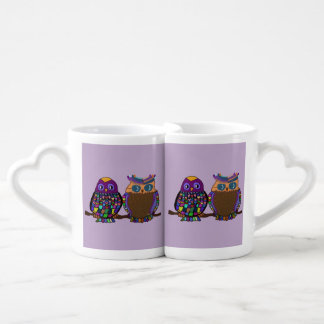 Owl Attraction Coffee Mug Set