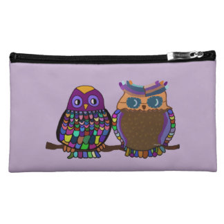 Owl Attraction Makeup Bag