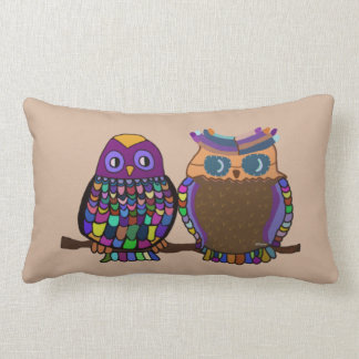 Owl Attraction Pillows