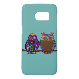 Owl Attraction Samsung Galaxy S7 Case