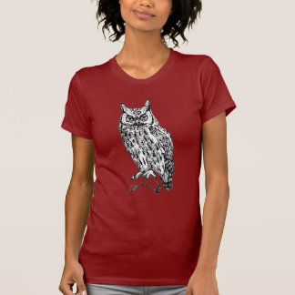 owl b/w collection T-Shirt