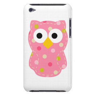 Owl - Baby Girl Barely There iPod Covers