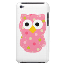 Owl - Baby Girl Case-Mate iPod Touch Case