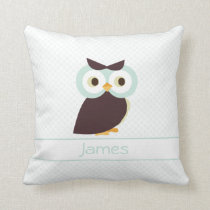 Owl Baby Pillow