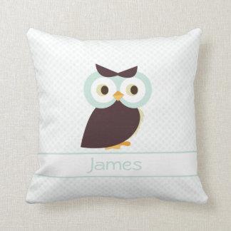 Owl Baby Pillow