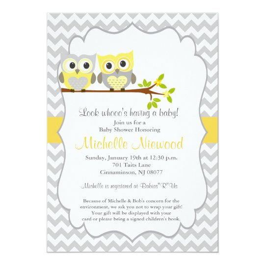 Owl baby shower invitation zazzle owl baby shower invitation filmwisefo