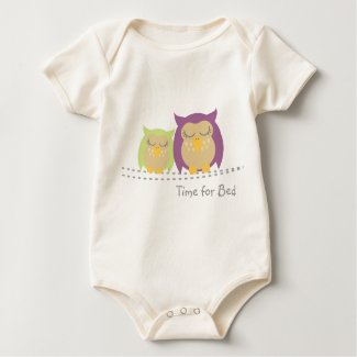 Owl Baby, Time for Bed shirt
