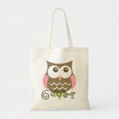 Owl Bag at Zazzle