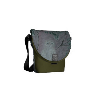 Owl Bag Courier Bags