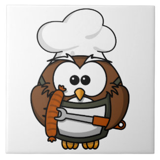 Owl BBQ Tiles