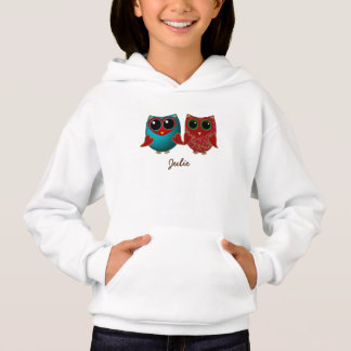 Owl be loving you-Child's Sweatshirt Pullover