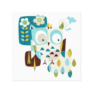 Owl Be There Canvas Print
