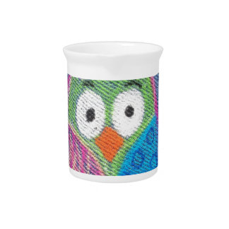 Owl be waiting pitchers