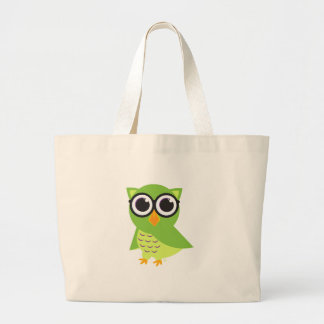 Owl Beach Bag