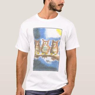 Owl Beverage T-Shirt