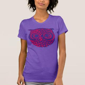 owl bird ~ cute tee shirts