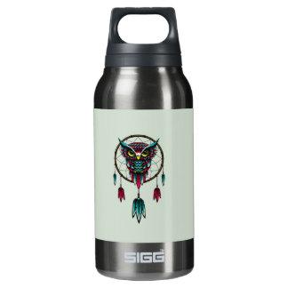 Owl Bird Dreamcatcher Art 10 Oz Insulated SIGG Thermos Water Bottle