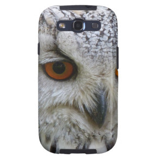 Owl Bird Feathers Destiny Gifts Galaxy S3 Cover