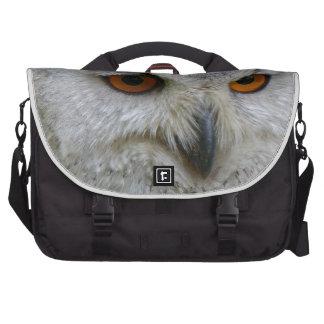 Owl Bird Feathers Destiny Gifts Laptop Bag