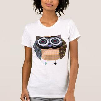 owl bird gufo t-shirts