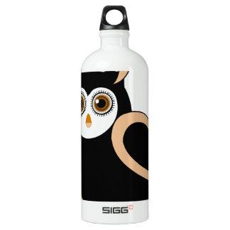 owl- bird of prey SIGG traveler 1.0L water bottle