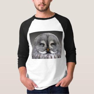 Owl Birds Feathers Party Shower Teacher Class Art T-Shirt