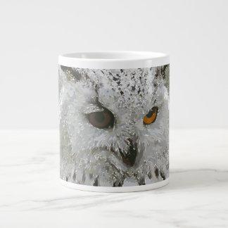 Owl Bone China 20 Oz Large Ceramic Coffee Mug
