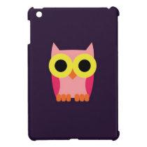 OWL BOO iPad MINI CASES