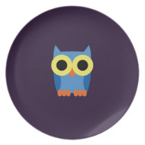 OWL BOO - OWL BOO PLATE