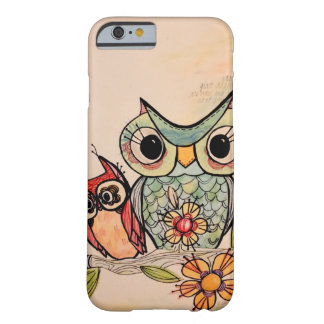 Owl Buddies Barely There iPhone 6 Case