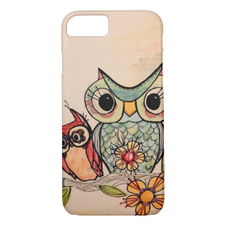 Owl Buddies iPhone 7 Case