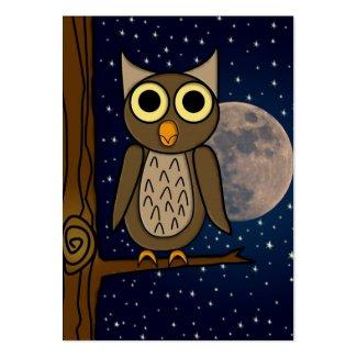 owl profilecard