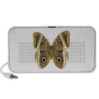 Owl Butterfly iPhone Speaker