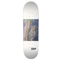 Owl by night one skateboard