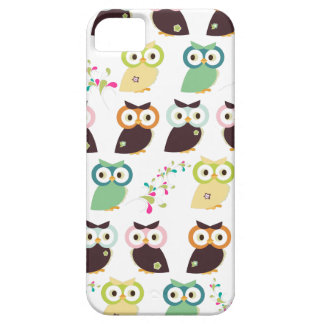 Owl Call You (iPhone 5 Case} iPhone SE/5/5s Case