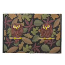 Owl Cartoon Cover For iPad Air