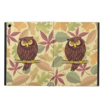 Owl Cartoon Cover For iPad Air