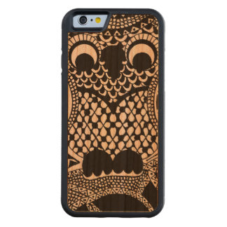 Owl Carved® Cherry iPhone 6 Bumper