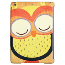 Owl Case For iPad Air