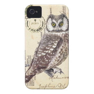 Owl Case-Mate iPhone 4 Barely There Universal Case iPhone 4 Case-Mate Case