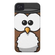 owl Case-Mate iPhone 4 case