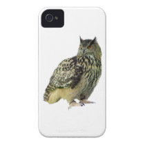 Owl Case-Mate iPhone 4 Case